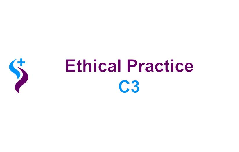 Ethical Practice - C3